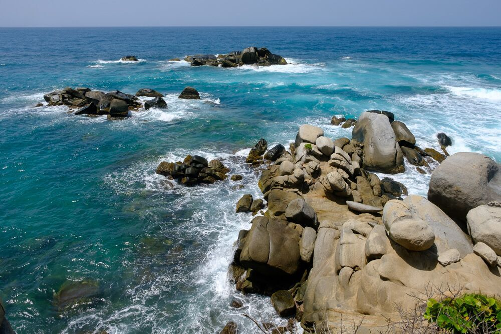 Tropical Transformation Wellness Retreat destination: Stunning Colombian Seashores
