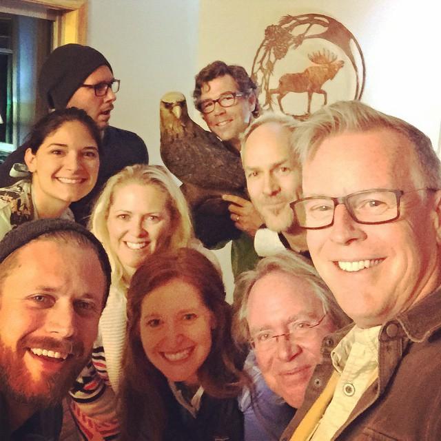 Worship Leader Grove Getaway, Big Bear, CA Nov 2014