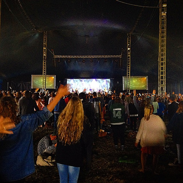 72 Hours of continuous praise at David's Tent