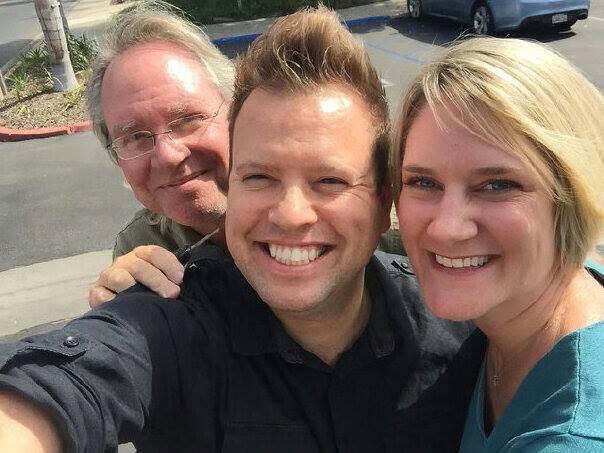 Roy, Stephen Proctor & Sarah Scott at Vanguard University
