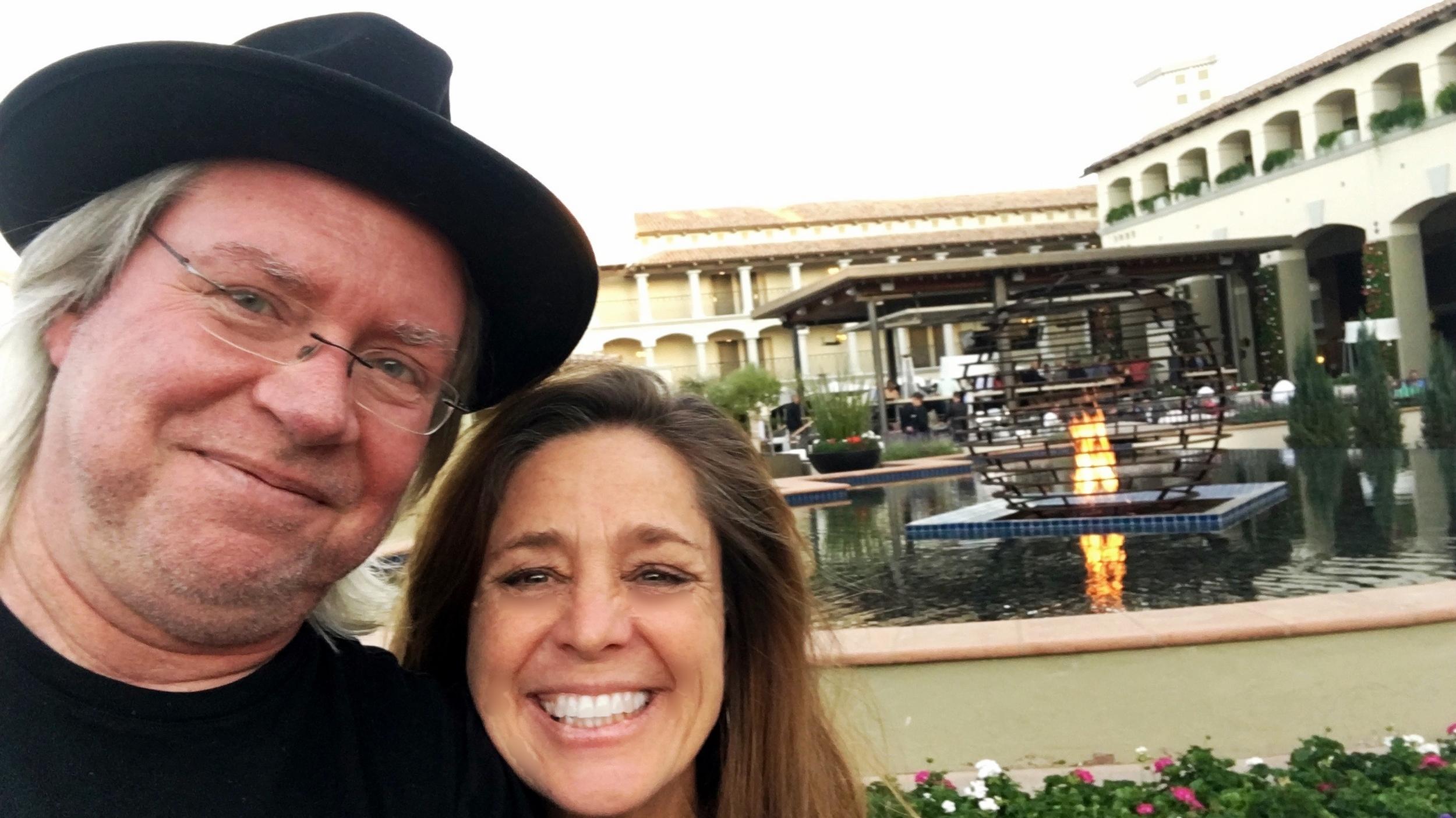 Roy & Christine at the Love Like Jesus Symposium in Scottsdale, AZ