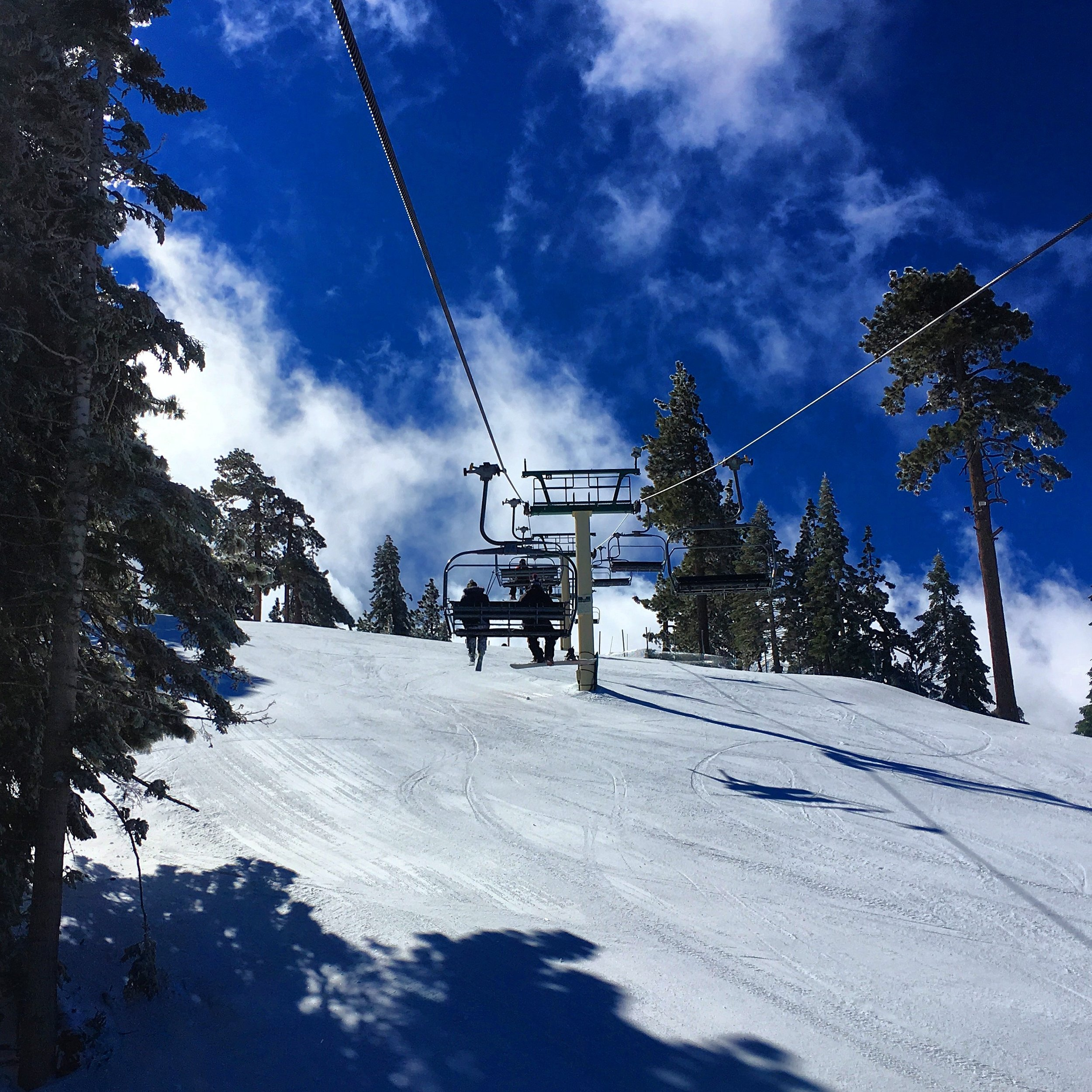 Had a beautiful time up in  BigBear  with some REAL skiers. A little humbling as I am a beginner. Learned a lot about myself up there and we talked about some amazing dreams for some new friends that are very exciting!