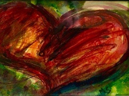 """""""love"""" by Maria Sainz"""