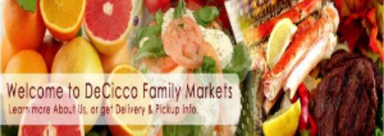DeCicco Family Market                                                                           35 New York Rt 121, Cross River, NY (914) 763-5293