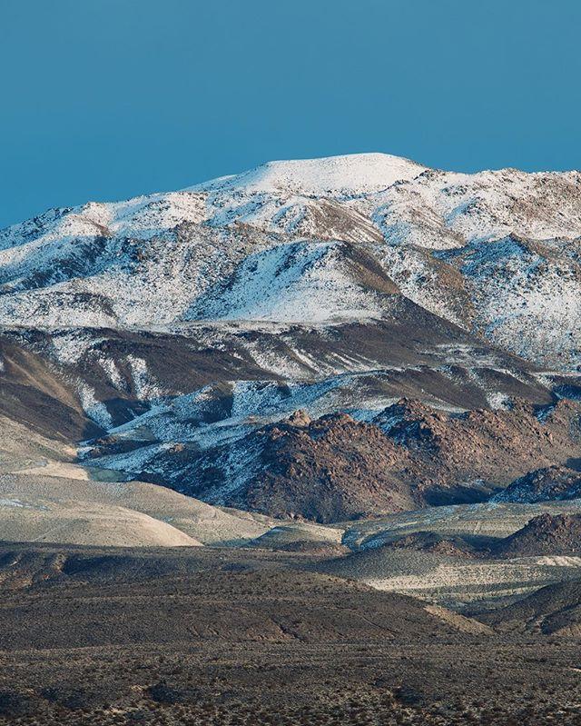 Mojave Desert or Iceland Highlands?