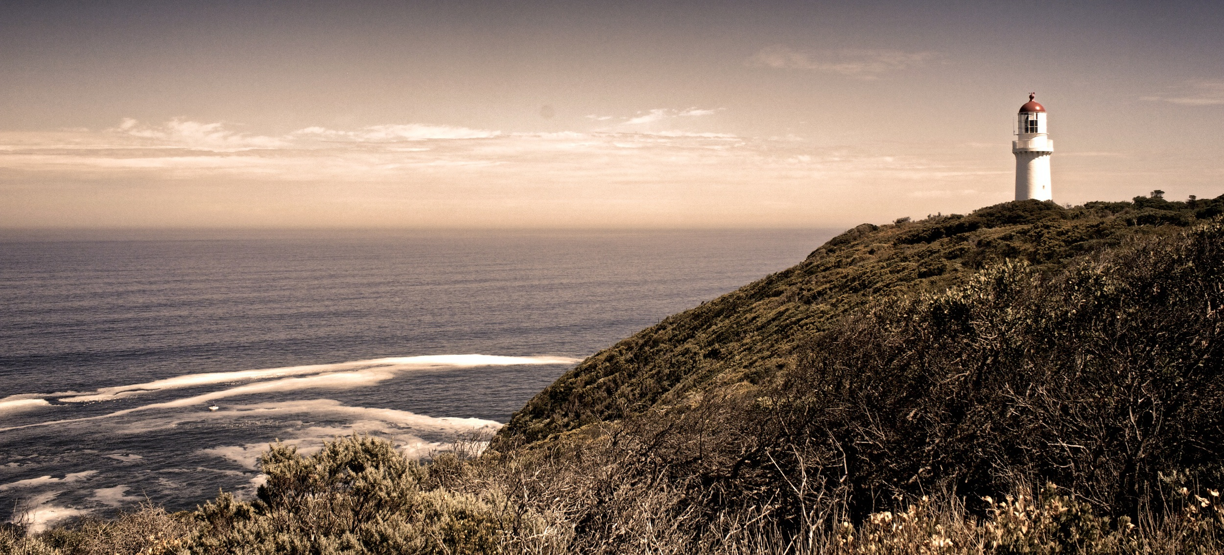 Cape Schanck Lighthouse, Mornington Peninsula