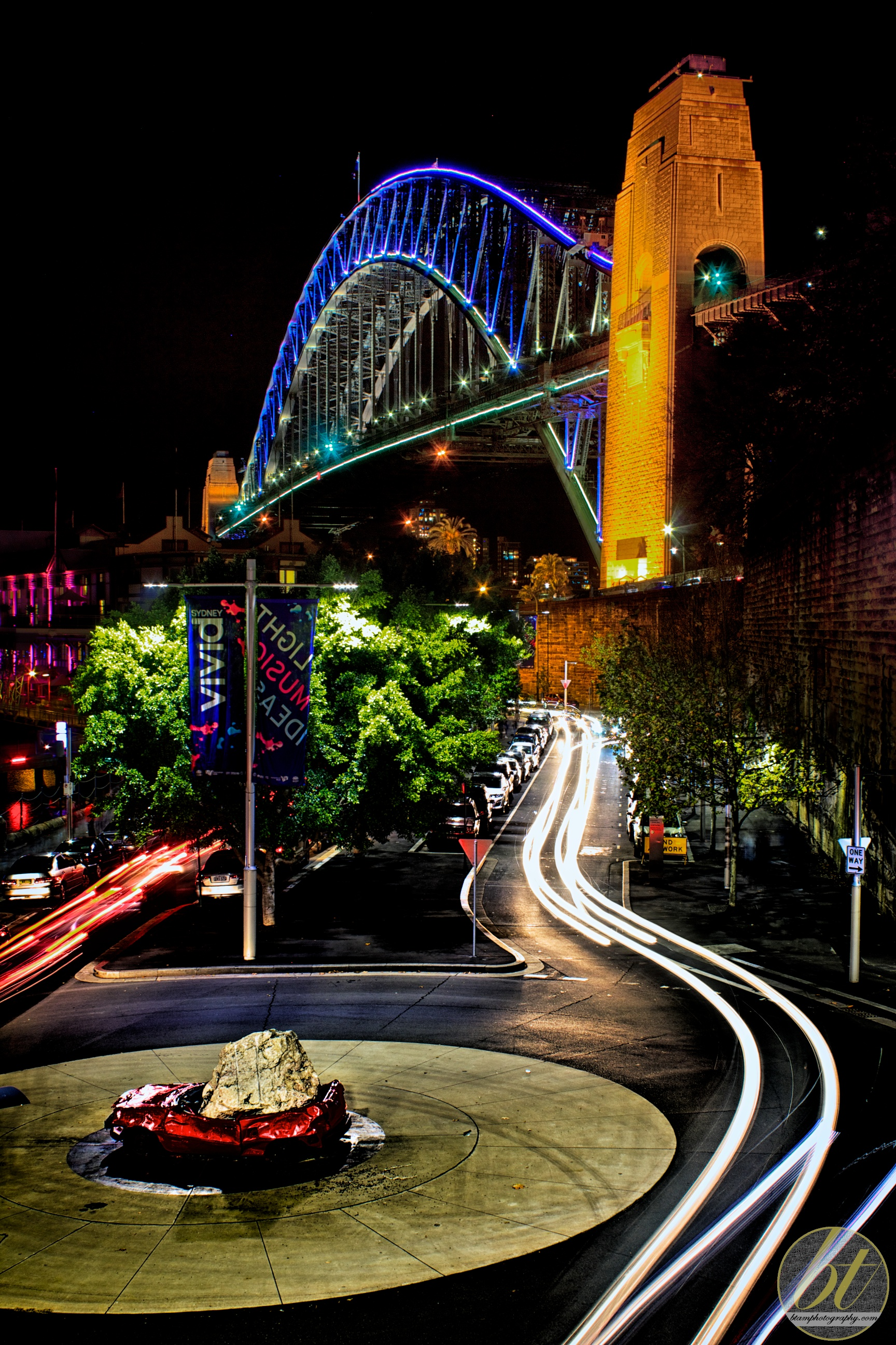 Dawes Point, Sydney