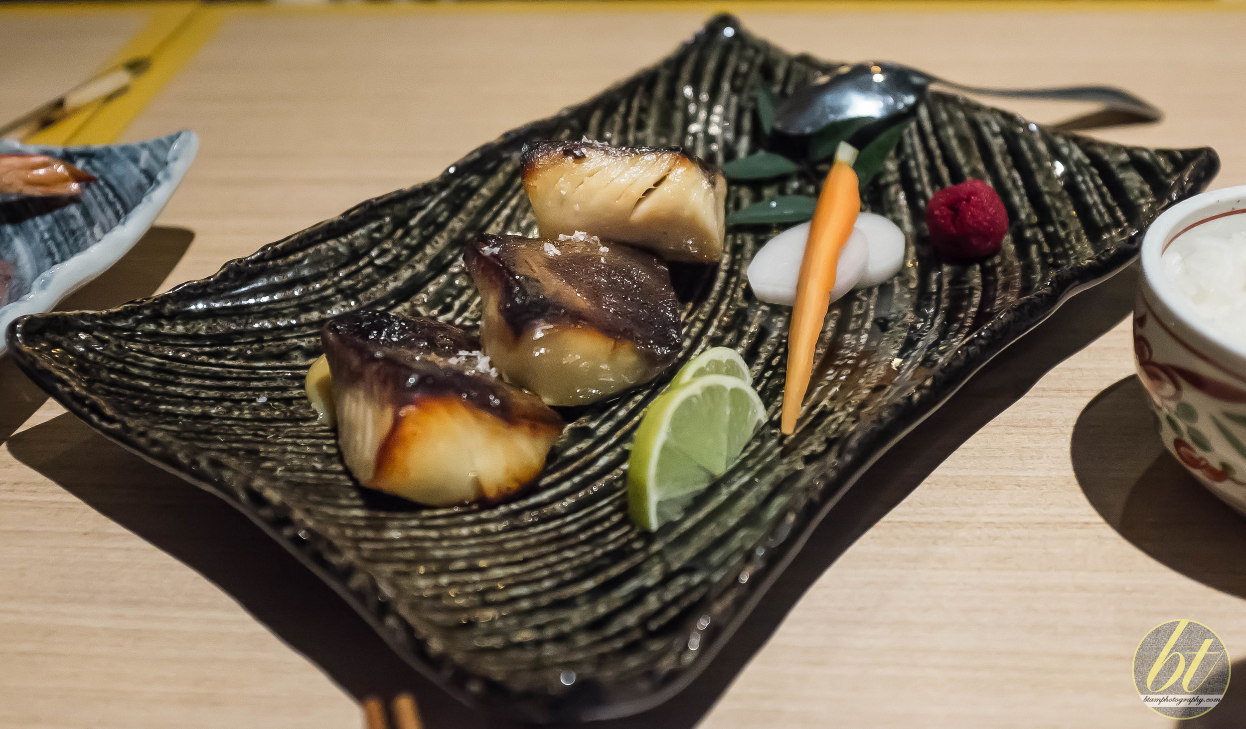 Black Cod Saikyo Miso Yaki