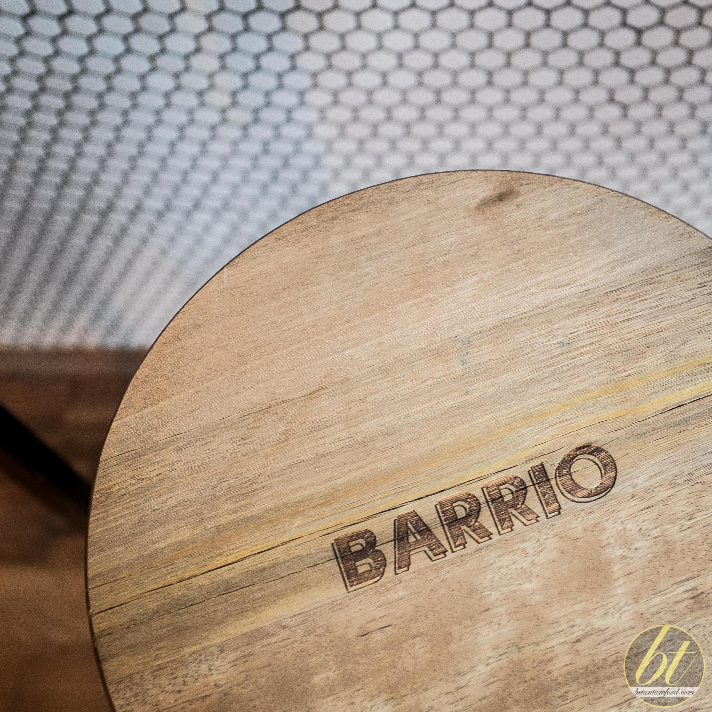Barrio Collective Coffee Braddon 1