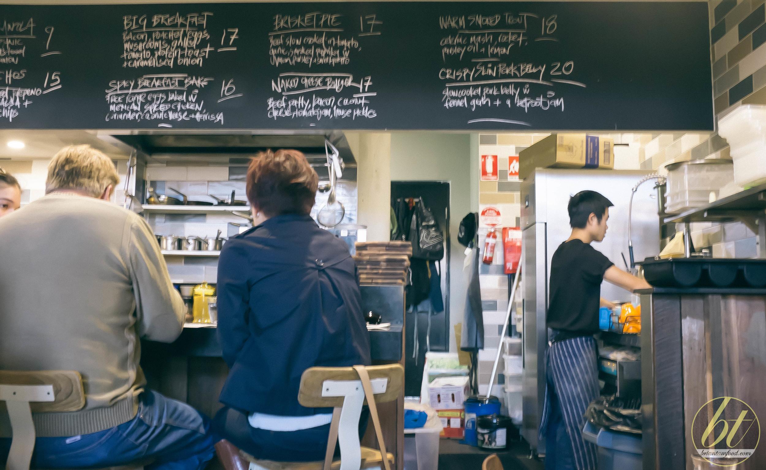 Elemental Braddon Canberra Paleo Cafe