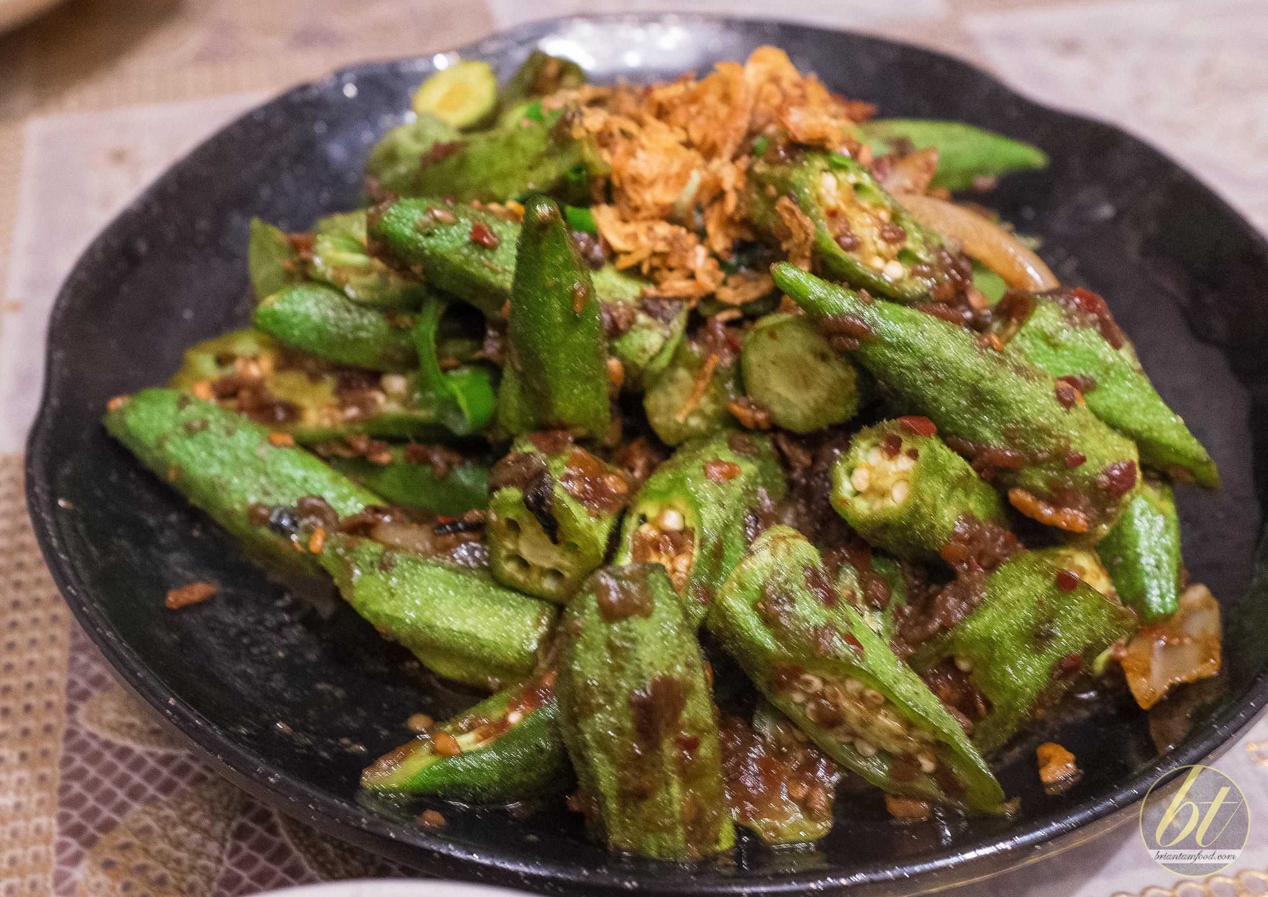 Albee's Malaysian Kitchen Campsie Okra
