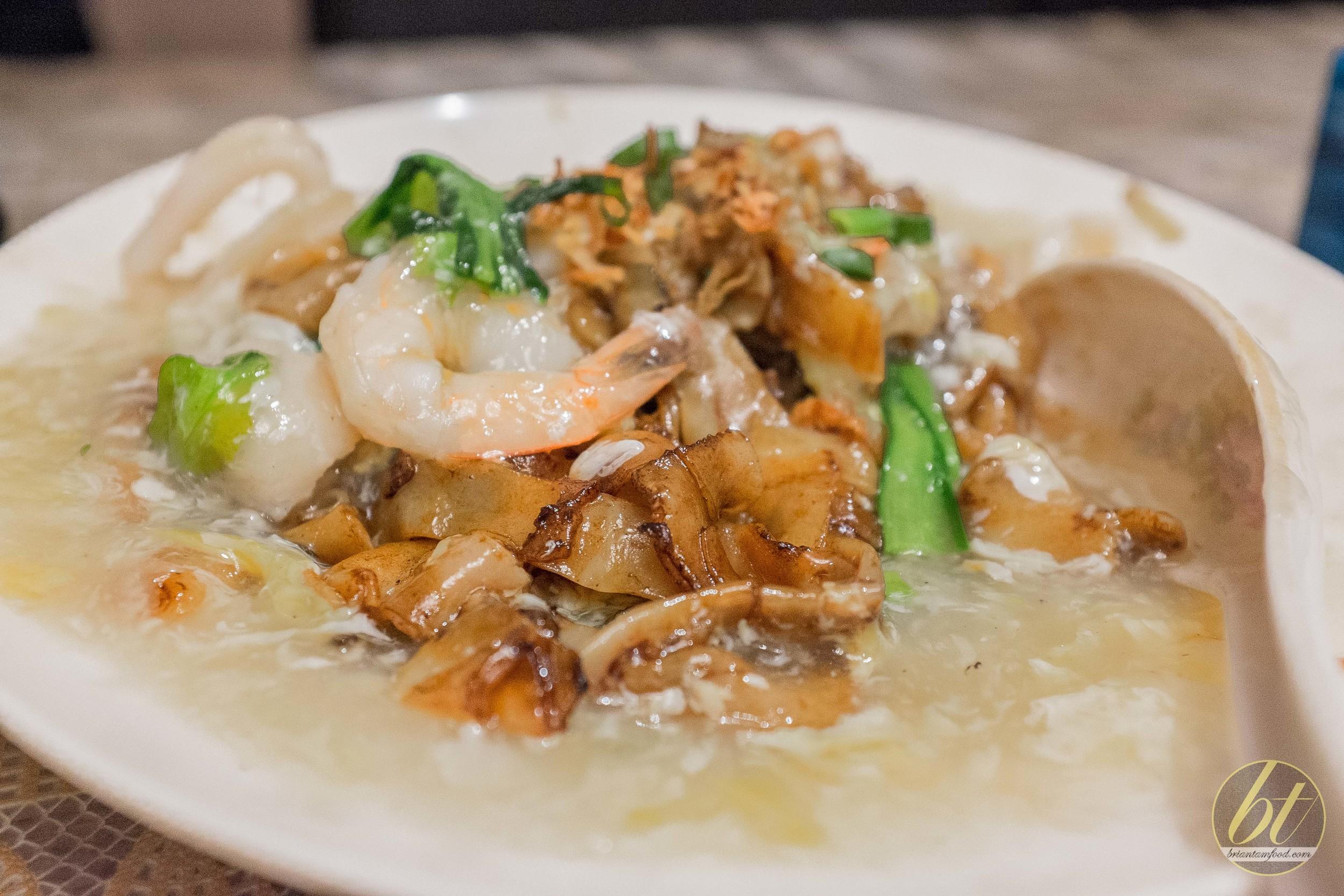 Albee's Malaysian Kitchen Campsie Hor Fun 2