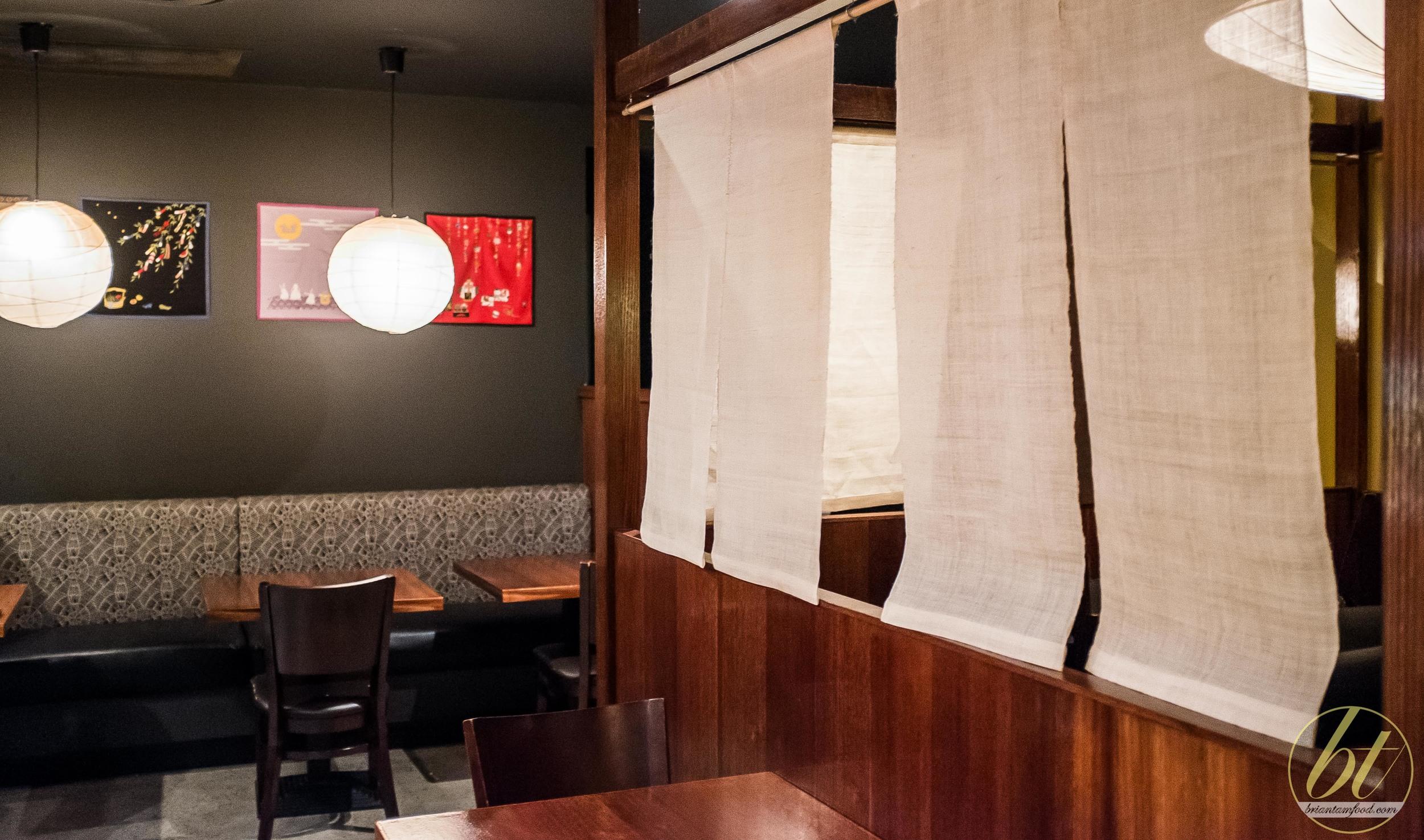 Kujin Restaurant Elizabeth Bay Sydney