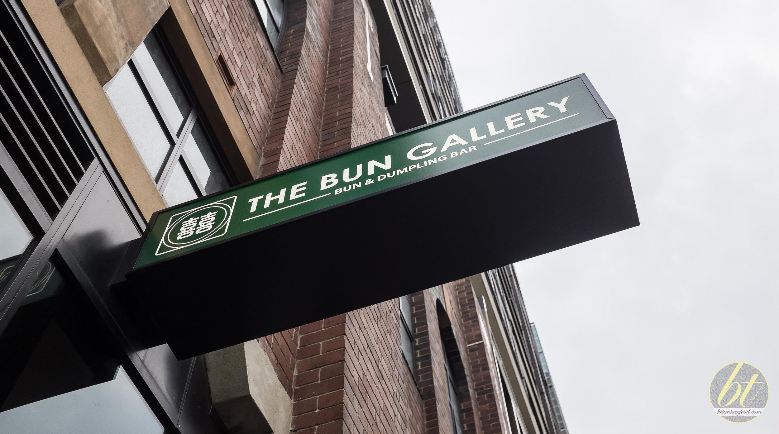 The Bun Gallery Haymarket 1