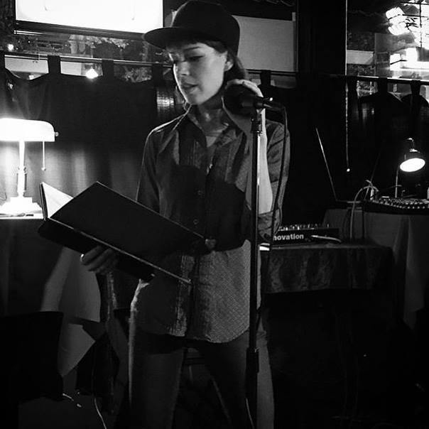 Salon Skid Row,9/2014