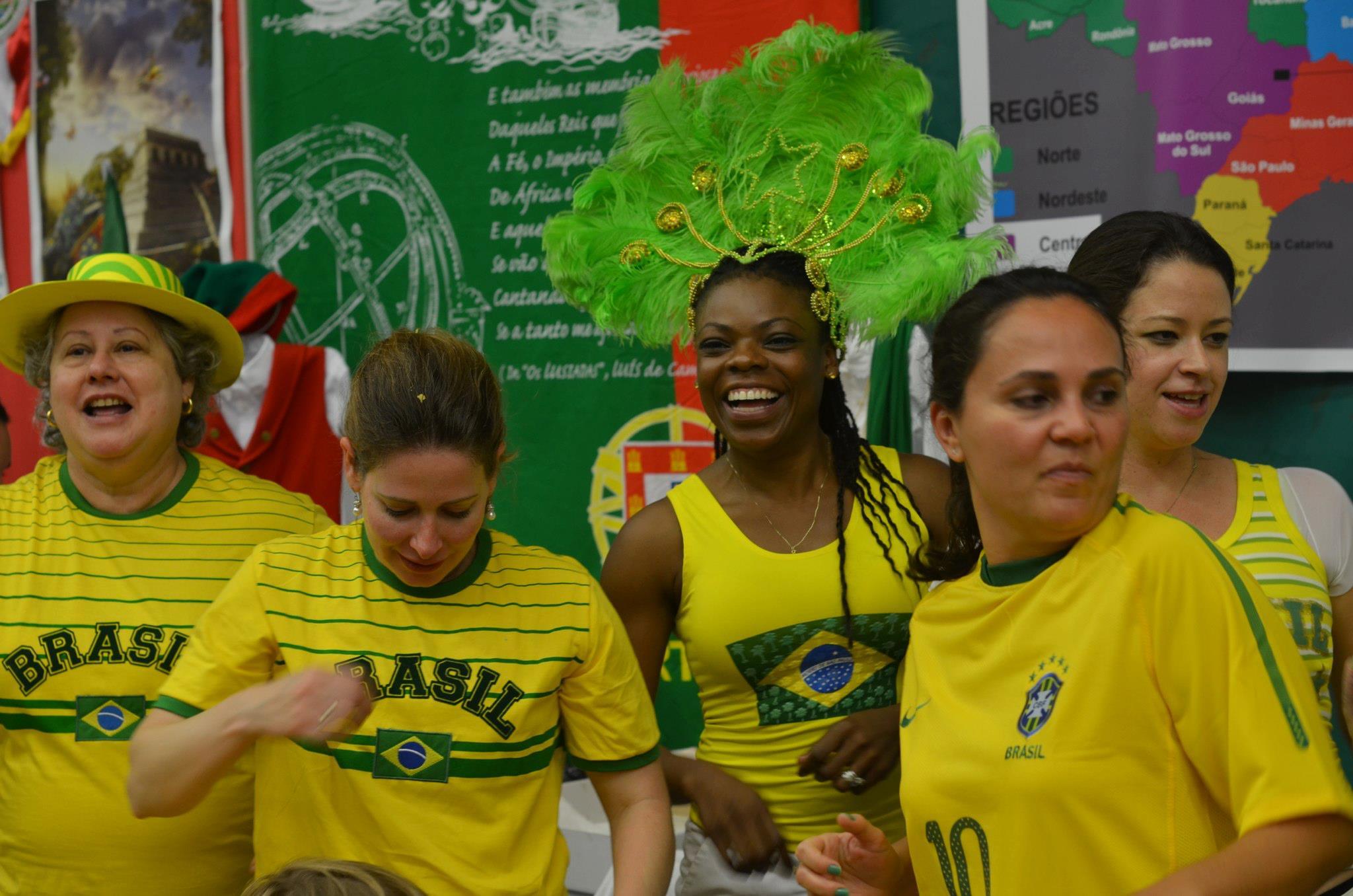 Representing Brazil at the International Festival 2012!