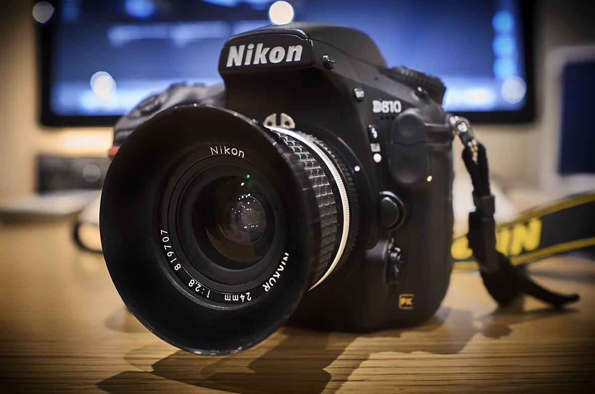 A photographers review of the Nikon 24mm f2 8 AI-s lens with