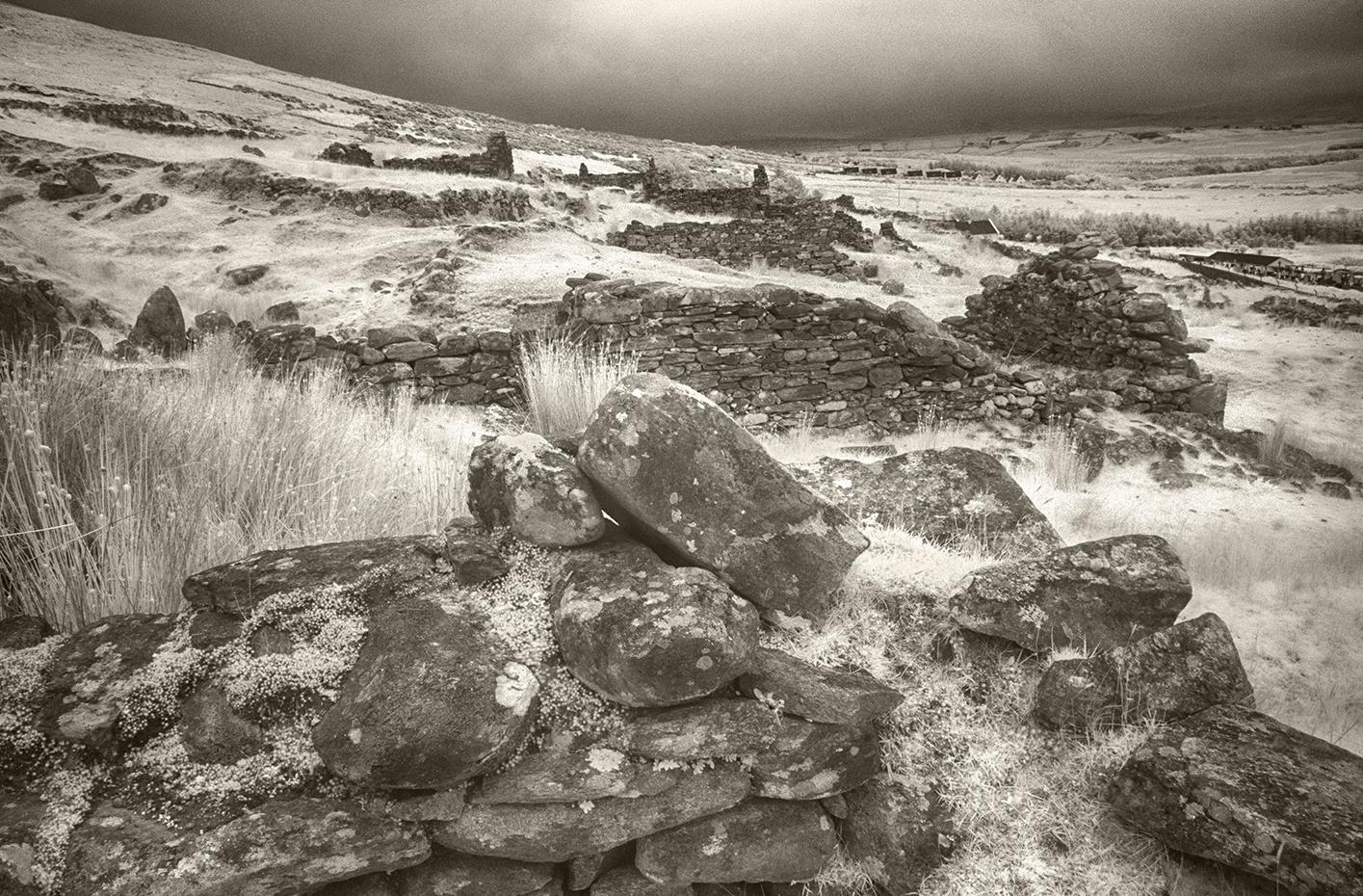 Famine Village #1, Achill