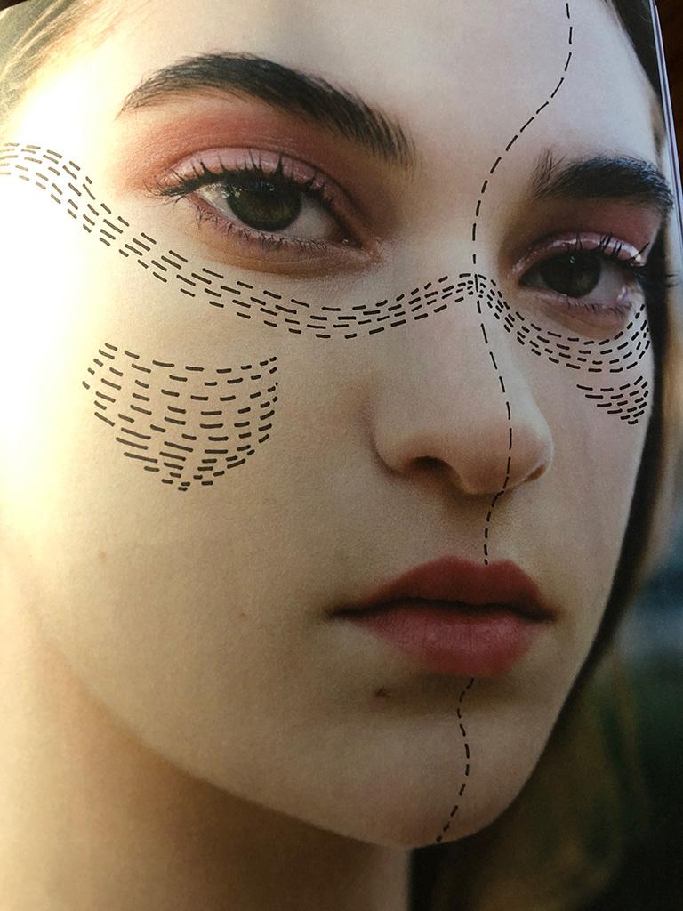 Girl Face.