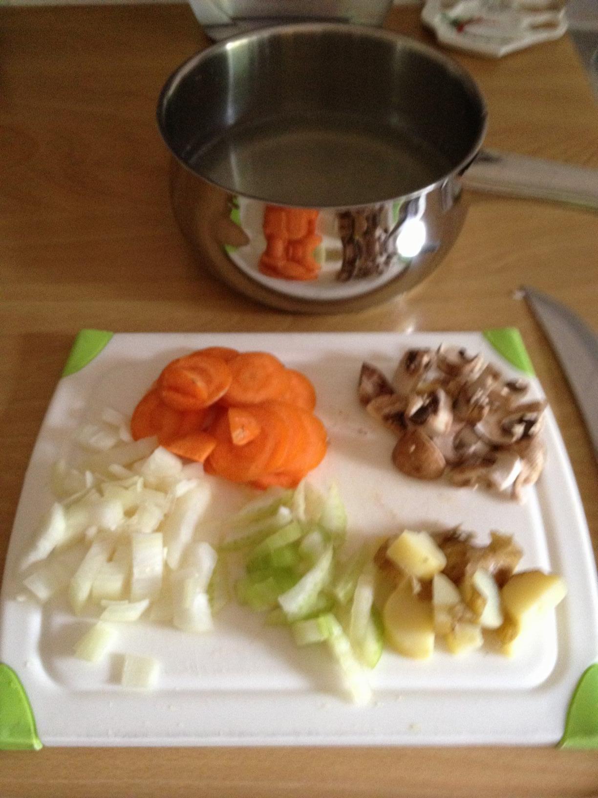 Day 4: Dinner Preparation
