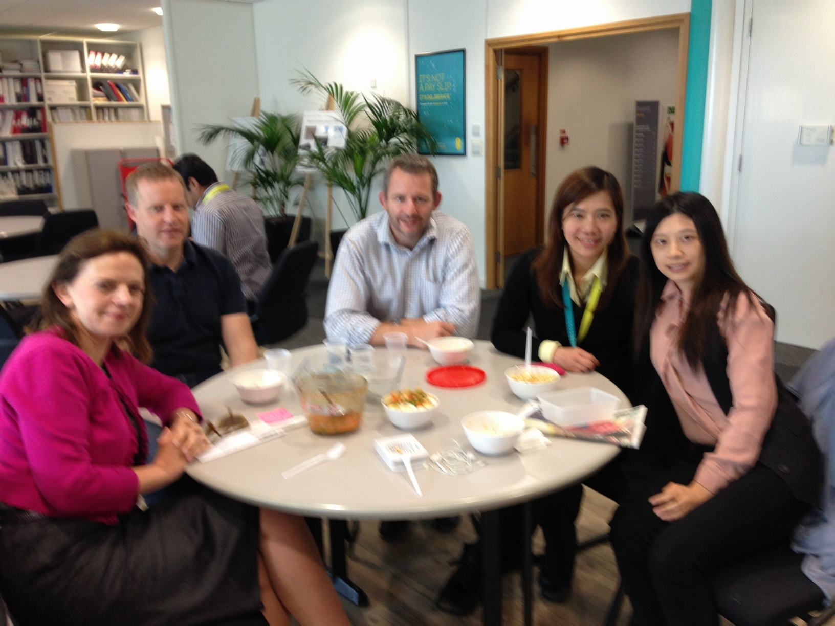 Introducing the Team: Jane, Dylan, Lou, Ai Seok & Vivian