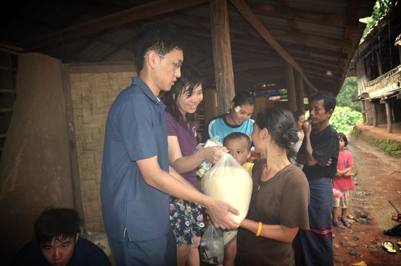 Rice & seeds distribution.jpg