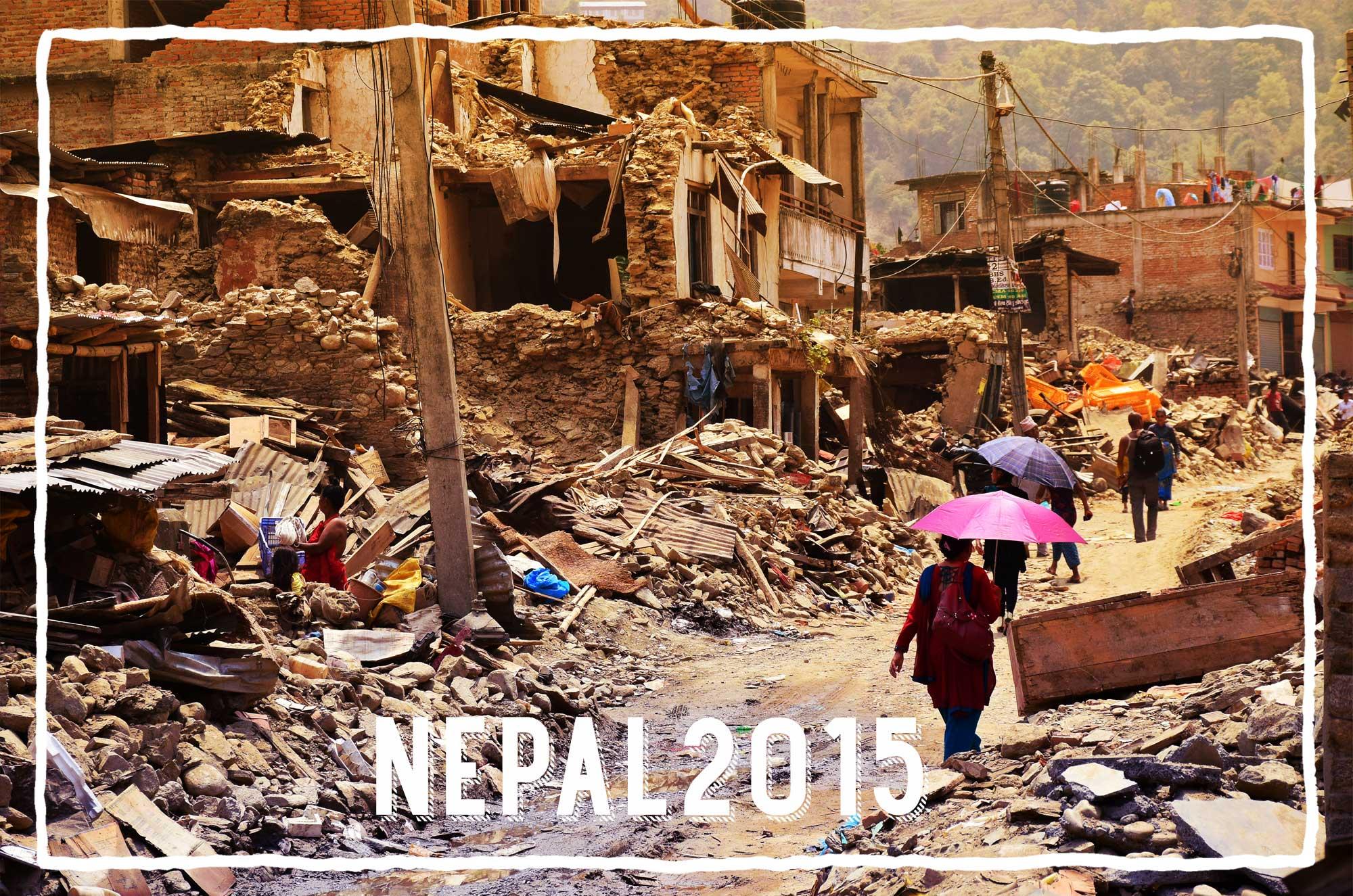 NEPAL November 2015  with Kathmandu AG church & OMMA