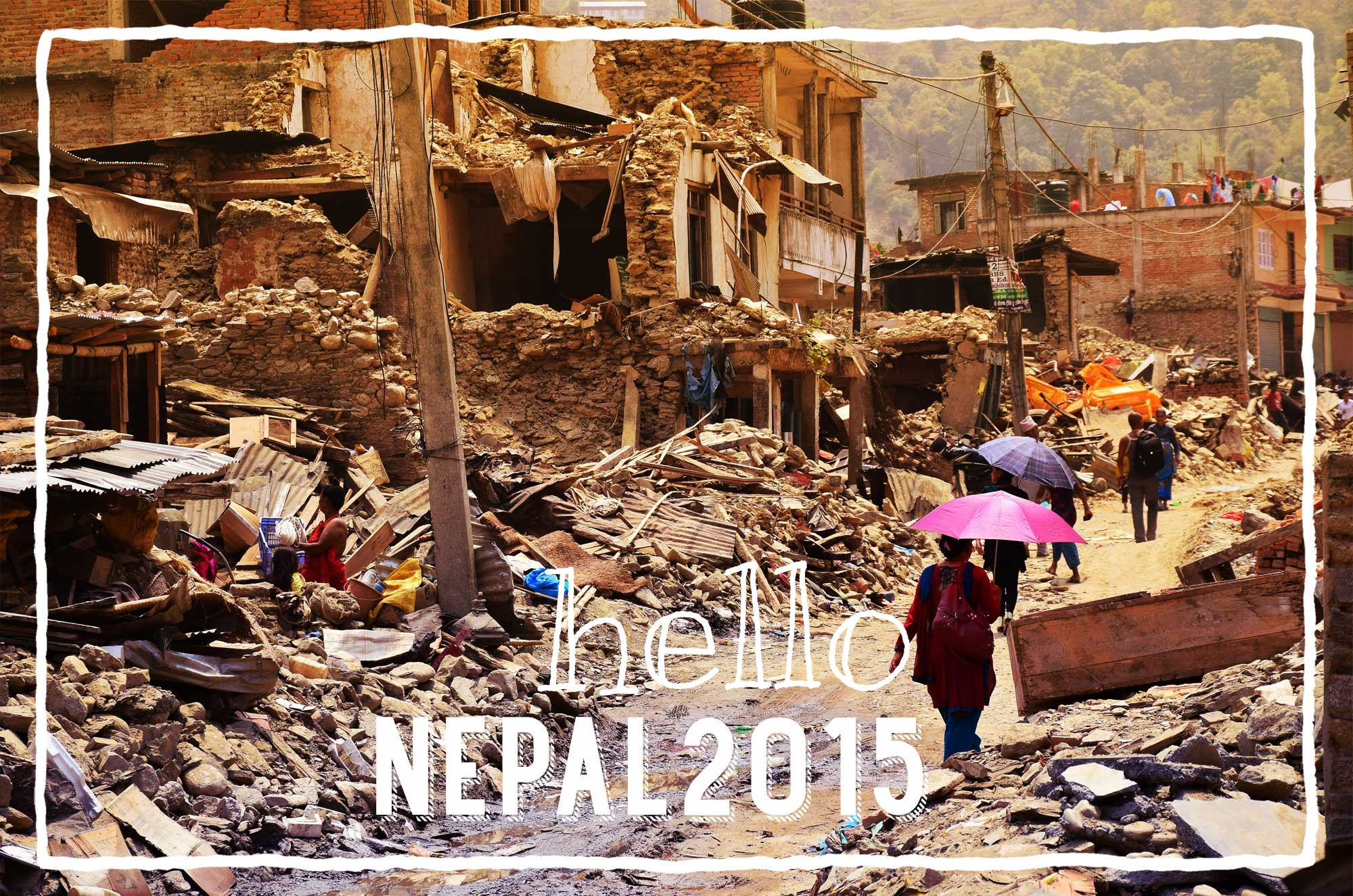 MISSIONS      07 - 16:   Our missions to Nepal to help the local people still effected from the devastating May 2015 earthquakes.   The team has now safely arrived in Nepal - follow the team here!