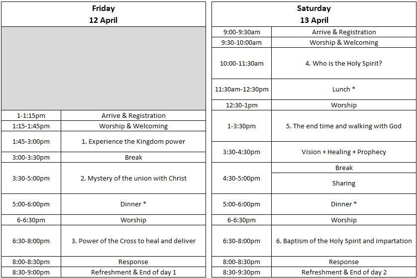 P John Conference Timetable.JPG