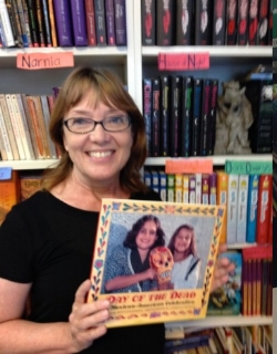 Christy Lund Bookseller 1 Year