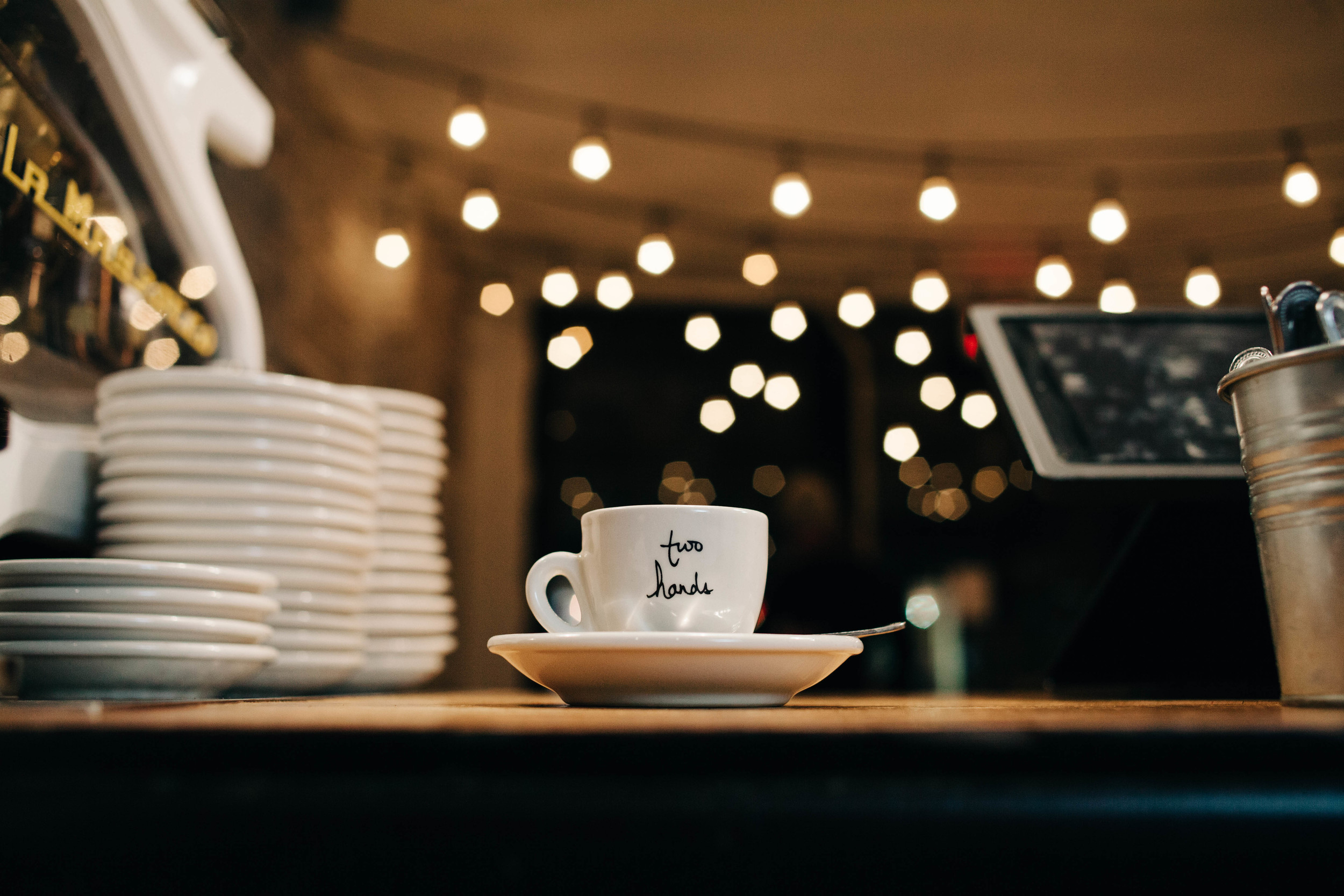 The Best SoHo Coffee Shops: Two Hands Coffee, NYC