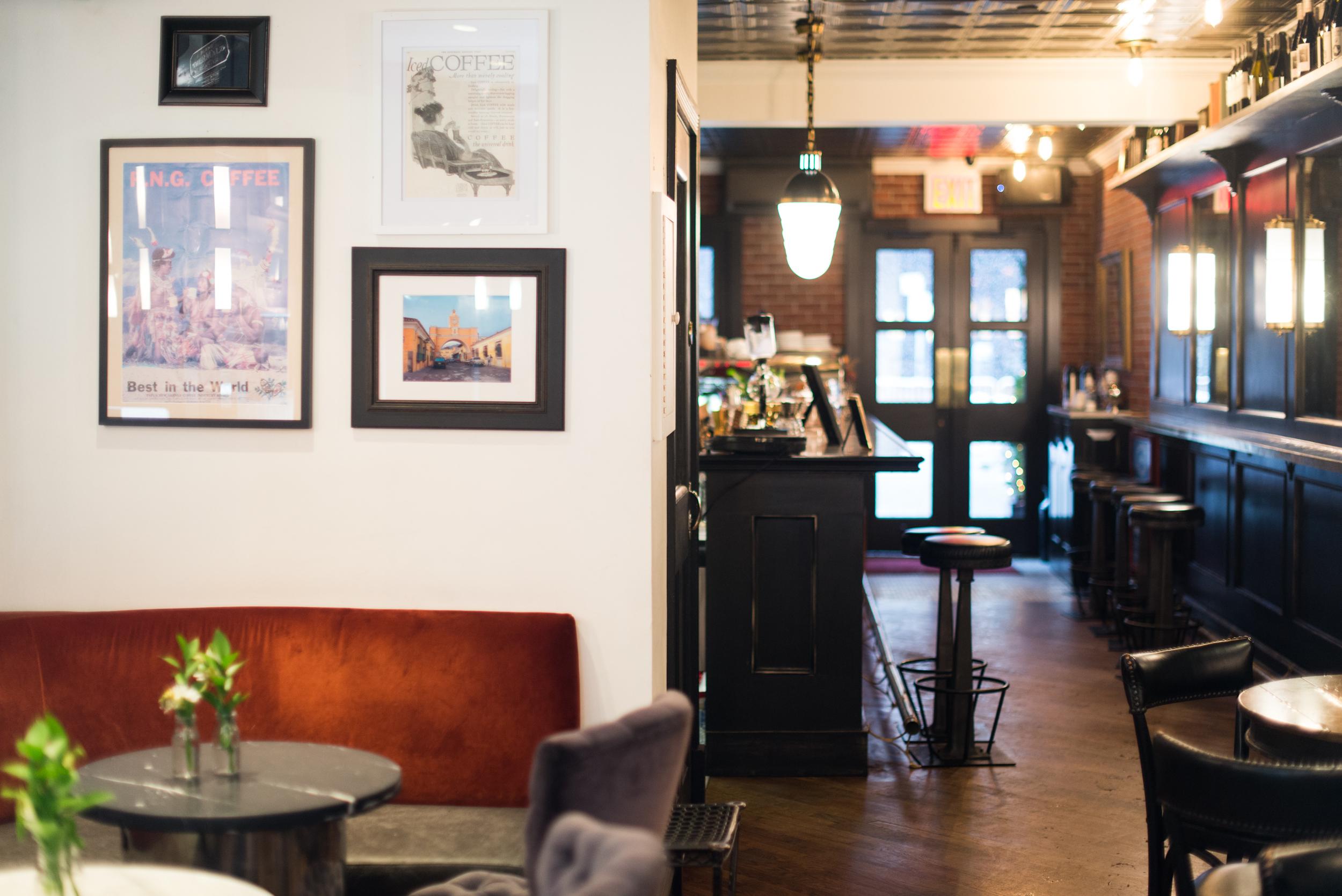Kobrick Coffee Flagship in New York City