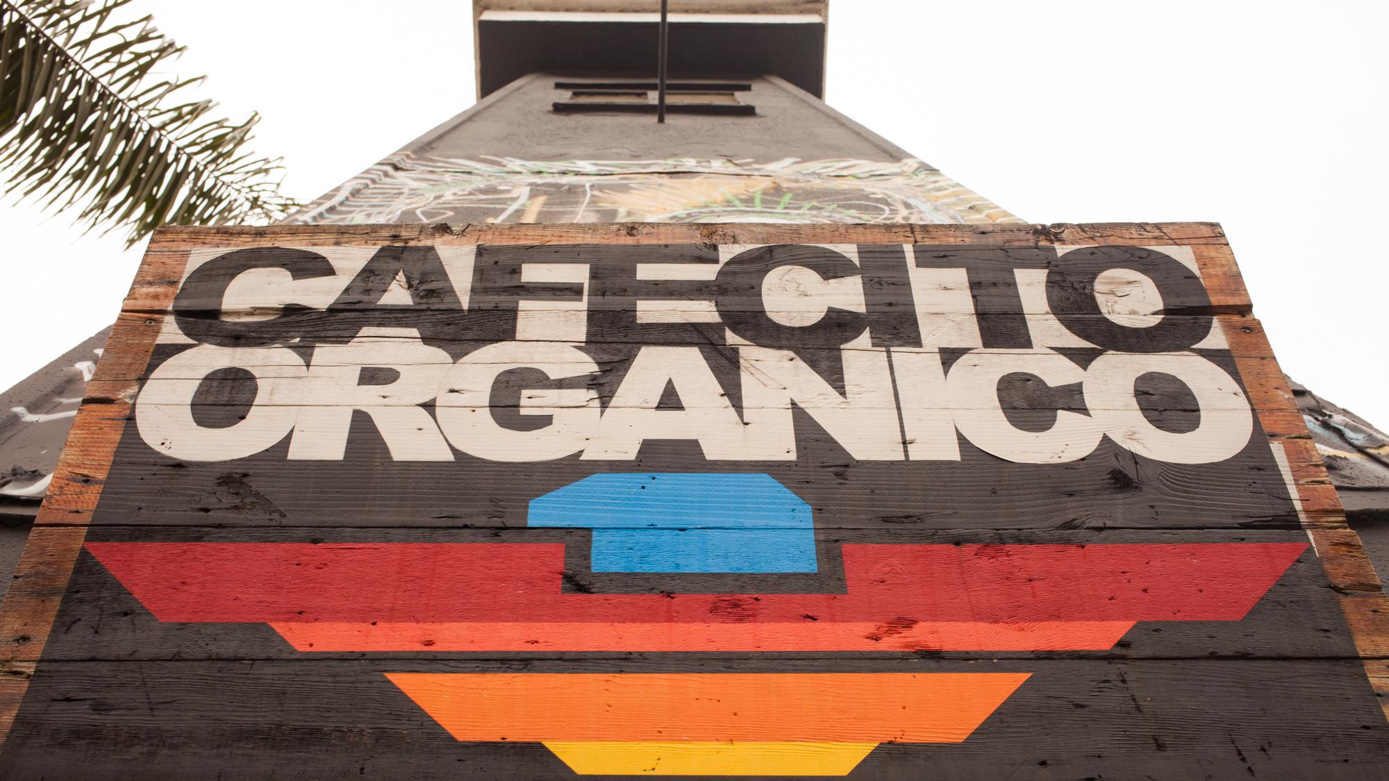 Cafecito Organico Silver Lake