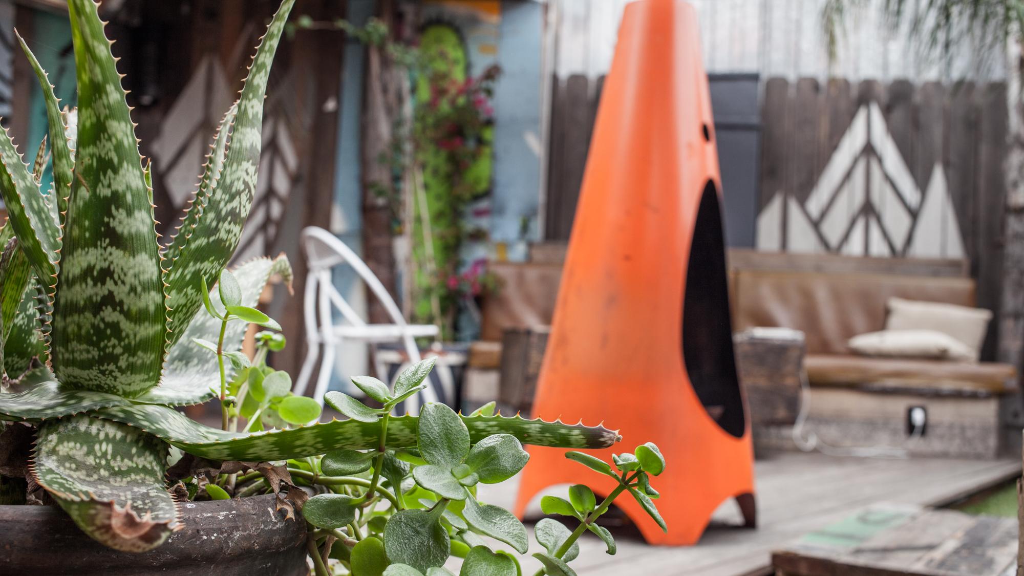 Modfire Fire Pits — perfect patio decor.