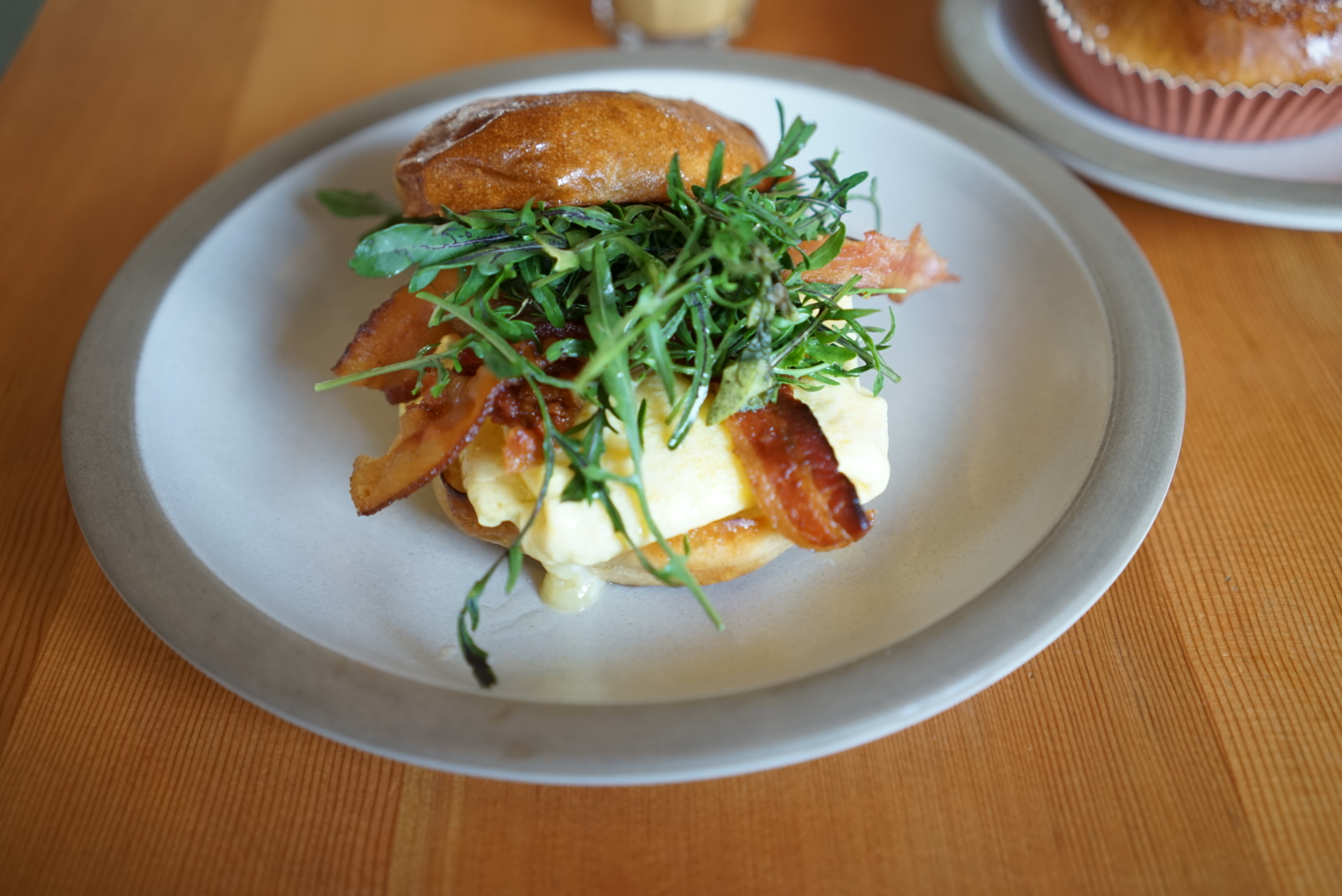 Must visit in San Francisco: the Mission's Tartine Manufactory. Order an egg breakfast sandwich.