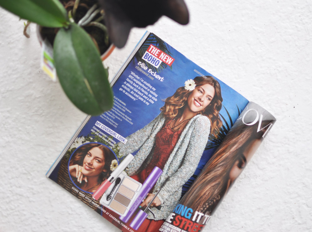 COVERGIRL X COSMO: THE NEW AMERICANS