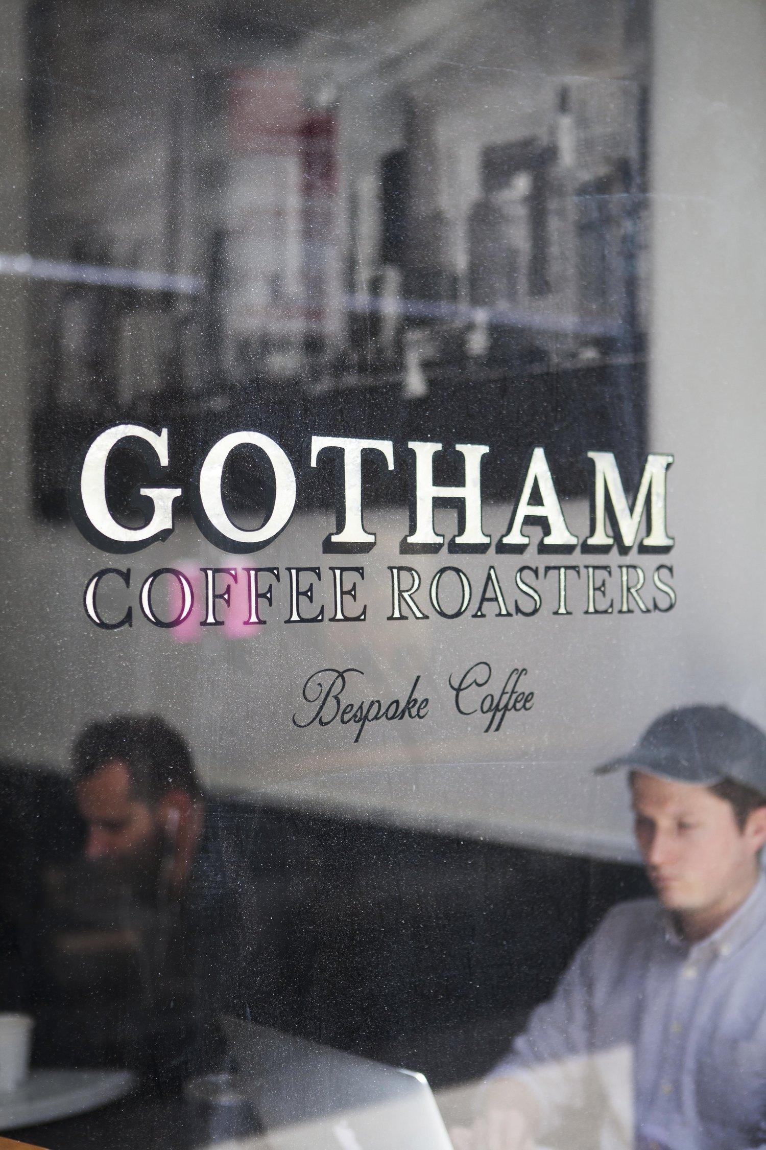 PHOTOS via Gotham Coffee Roasters/Chris Calkins