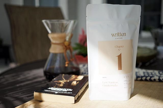 @writtencoffee Chapter One: Now Available! We've been working on this for a long time now (so. long.) and can't wait to share it with the world. #LifeWithWritten . . . #coffeelover #valentinesdaygifts #darlingyou #butfirstcoffee #huffposttaste #food52 #coffeebreak #ilovecoffee
