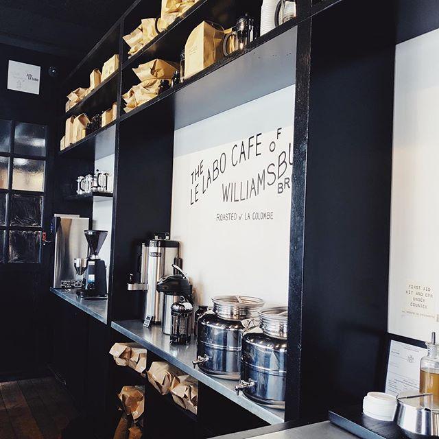 Naturally had to check out @lelabofragrances cafe 👌🏼