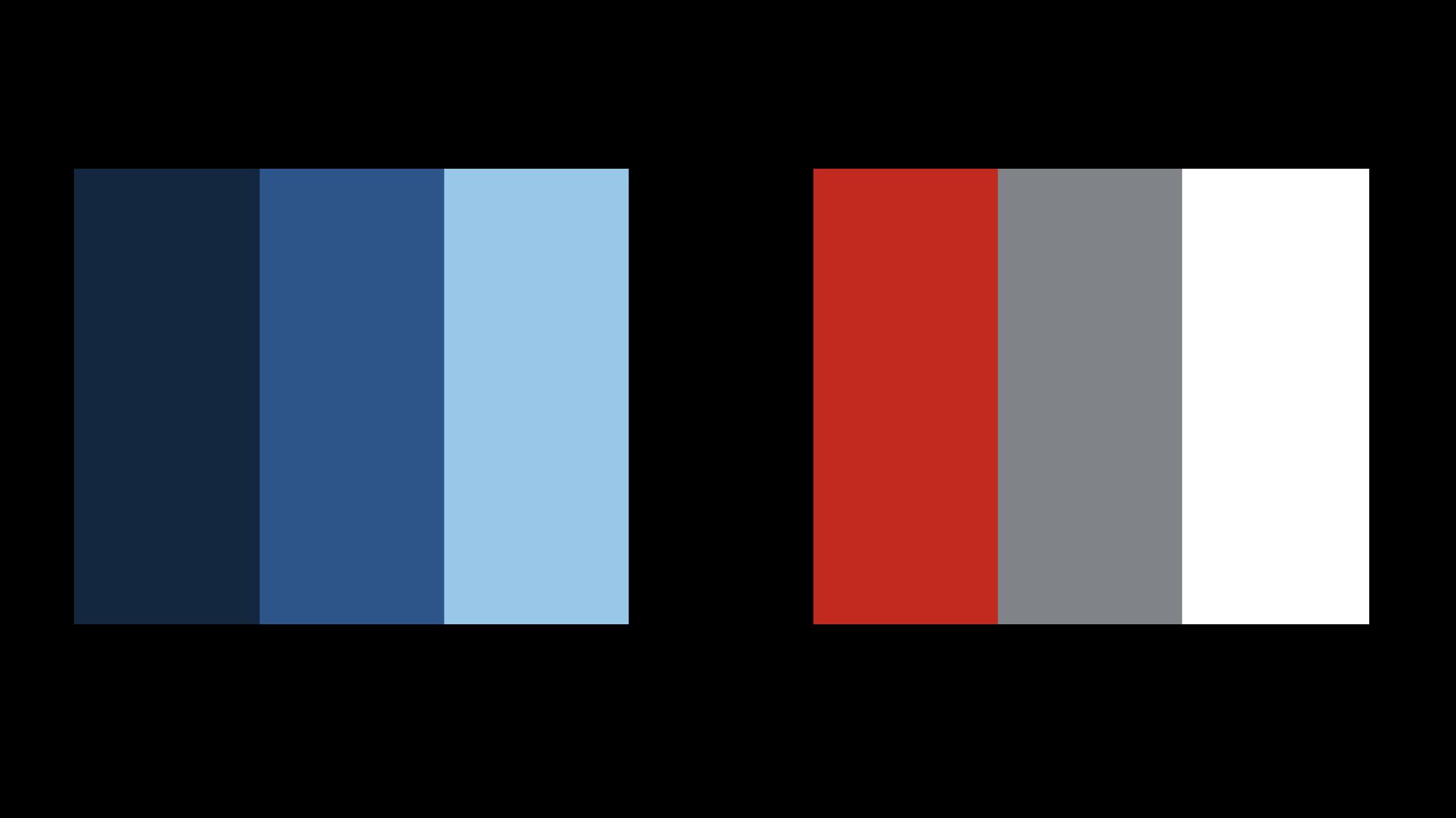 Terminator Two Color Palette