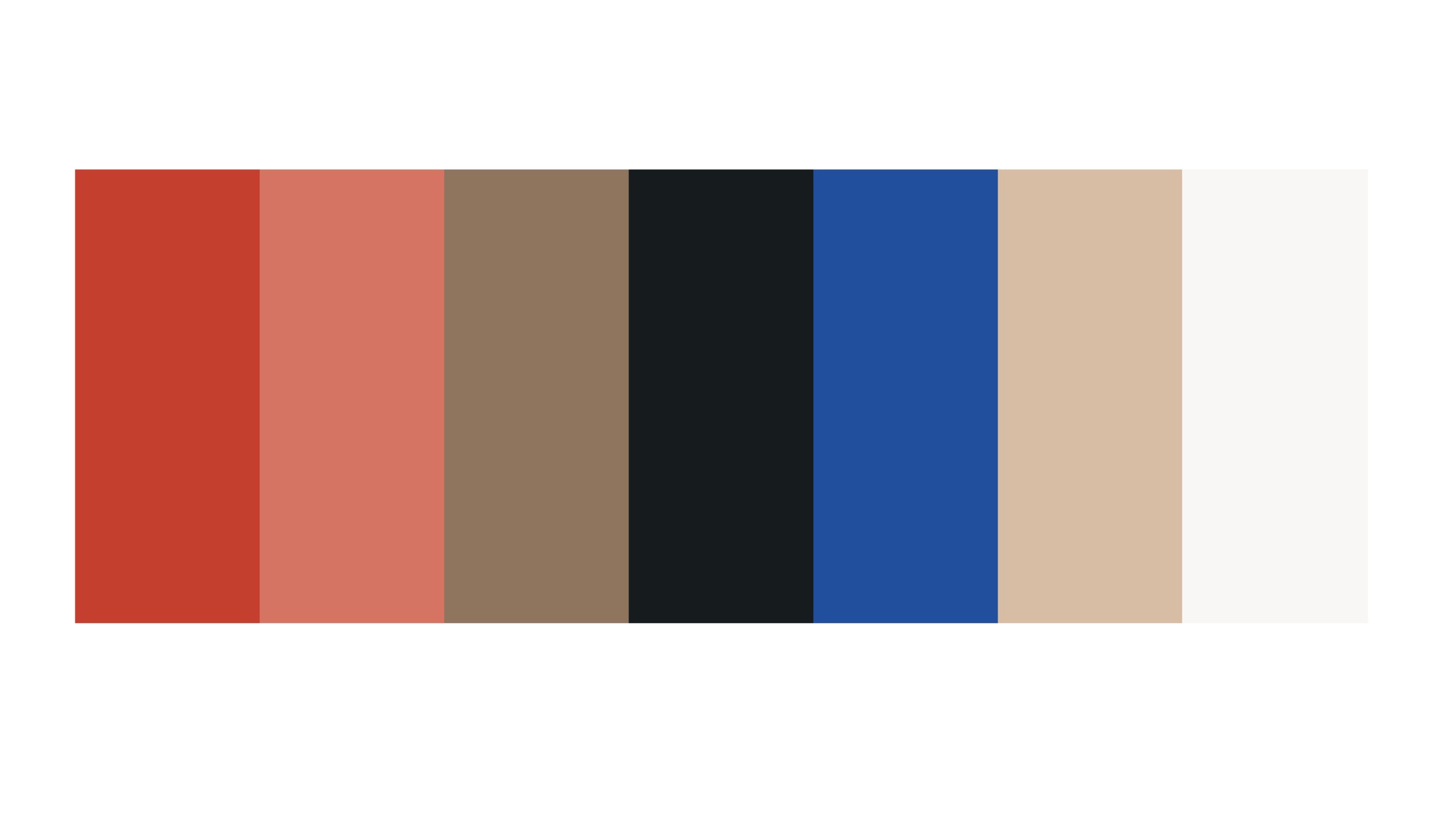 Dumb and Dumber Color Palette
