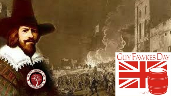 """Remember, remember, the fifth of November, The Gunpowder Treason and plot...""    Join us on Saturday, November 5th for a Guy Fawkes celebration and the release of Croatan, our fall cider with NC sweet potatoes and molasses! Every November 5th the British commemorate the foiled Gunpowder Plot of 1605, in which Guy Fawkes and other English Catholics planned to assassinate Protestant King James I and replace him with a Catholic head of state. They light large bonfires and burn Guy Fawkes in effigy to celebrate the failed plot and survival of their King.    We bring this celebration stateside with a more modest fire pit, and we encourage you to bring your own tiny effigy of Guy Fawkes or perhaps a modern-day politician (or anyone you'd like). We'll burn effigies, make s'mores, and drink Croatan (we'll also have non-alcoholic fresh apple juice and 9 other cider/meads). English-inspired bonfire day food will be available, for which we will ask a small donation for Friends to Ferals, with whom we work closely to the feral cats that live near the Ciderworks    Guy Fawkes masks and costumes are also welcome. Cheers!"