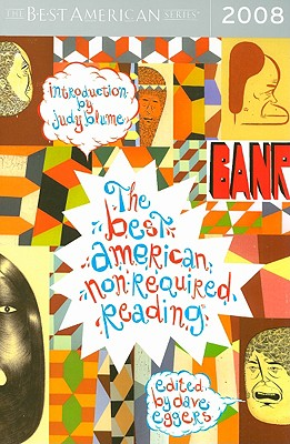 Best American Non Required Reading 2008 (Darkness)