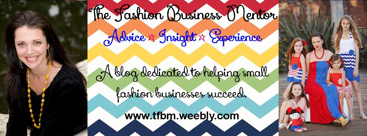 Fashion Business Mentor