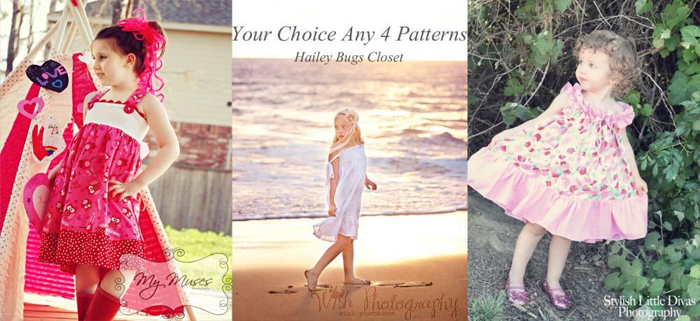 Hailey Bugs Closet