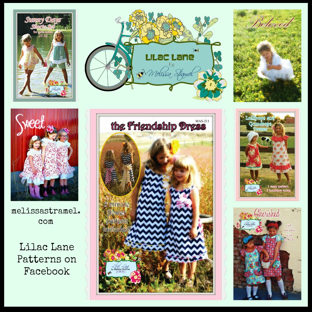 Lilac Lane Patterns