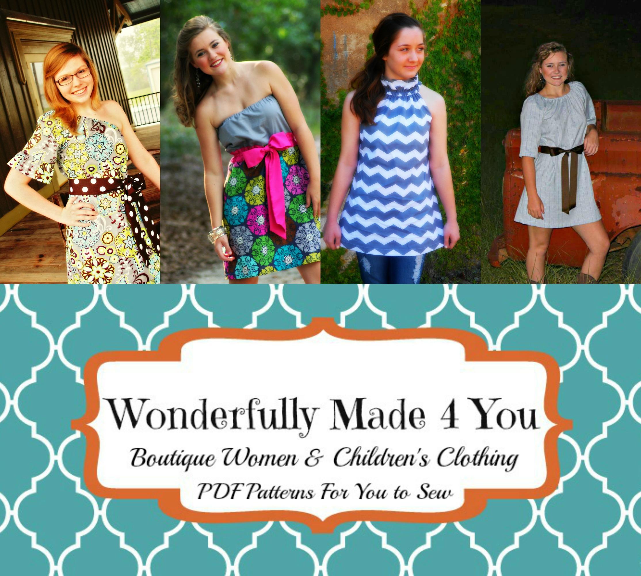 Wonderfully Made 4 You