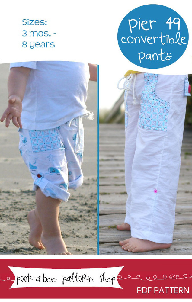 Pier 49 Convertible Pants