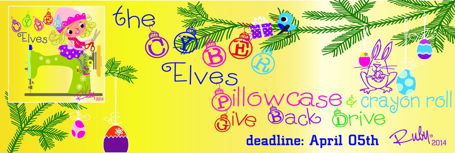 Cyber Elves Give Back - Easter 2014 Drive - Robin Hill Banner - 2014 02 13.jpg