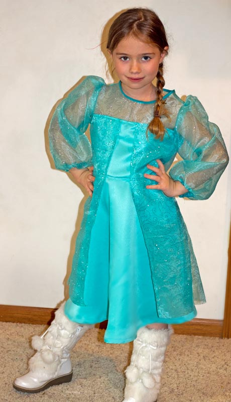 Paige Ward's Elsa by Made for Mermaids